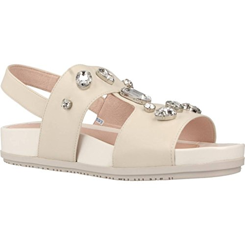 Sandalias y chanclas para mujer, color Blanco , marca STONEFLY, modelo Sandalias Y Chanclas Para Mujer STONEFLY STEP 2 Blanco Blanco