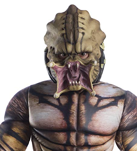 Predator Halloween Costume (Rubie's Child's Predator Mask)