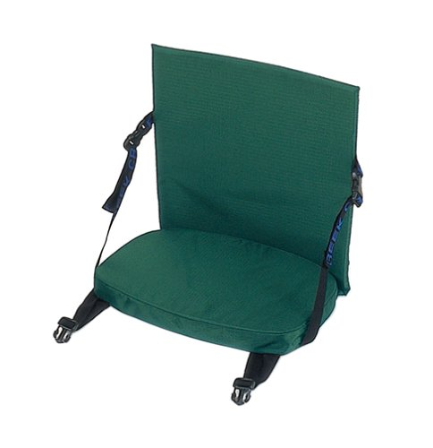 Editor's pick — The Best Canoe Chair with Back Support (Memory Foam) for Wooden or Inflatable Canoe (Pelican Canoe & Others)