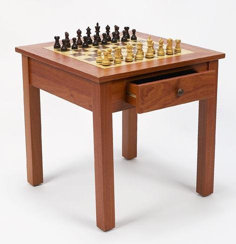 Cambor Four in One Game Table and End Table