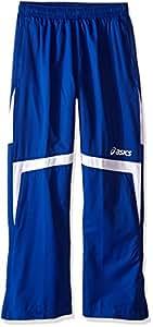 ASICS Junior Surge Warm-Up Pant (Royal/White), Small