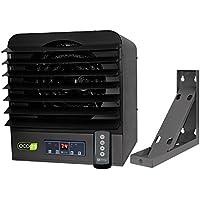 King KB2407-1-EC-B2 240/208V 7500/5625W Large Area Industrial Electric Heater