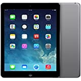 "24.6cm(9.7"") Apple iPad Air LTE 64GB grau/schwarz Notepad"