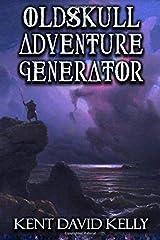 Oldskull Adventure Generator: Castle Oldskull Gaming Supplement GWG2 (Volume 12) Paperback