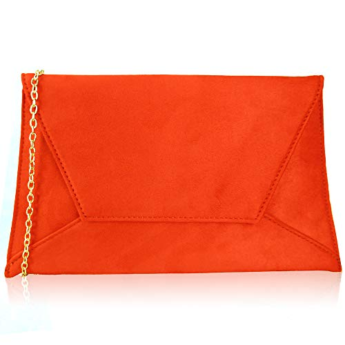 pour Pochette Xardi London femme Orange Fwf5Eq5Rn
