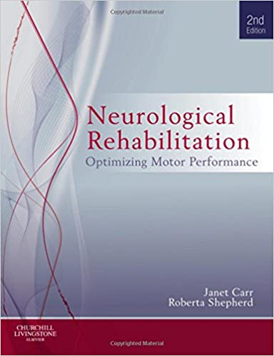 Neurological Rehabilitation Books Pdf