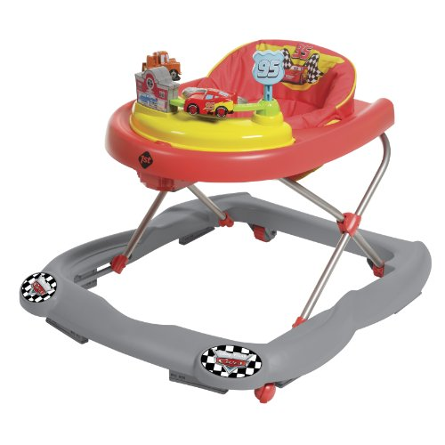 Disney Lightning McQueen Walker with Sounds and Lights