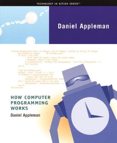 How Computer Programming Works (Technology in Action Series)