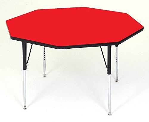 Used, Correll Octagonal Shape High Pressure Activity Table for sale  Delivered anywhere in USA