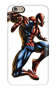 Anti Scratch And Shatterproof Spiderman Phone Case For Iphone 6 High Quality Tpu Case