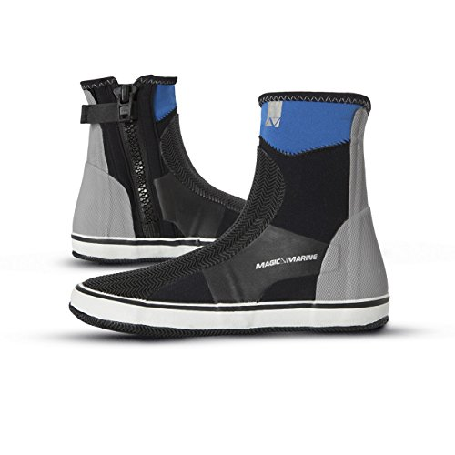 BLEU Boot Marine Magic Bottillons NOIR Ultimate zqFOOw