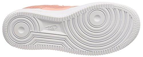 Bambini 1 Da Lv8 Unisex – Stardust Basse Nike 600 gs white Air rust Pink coral Ginnastica Scarpe Force Rosa E4PwPq