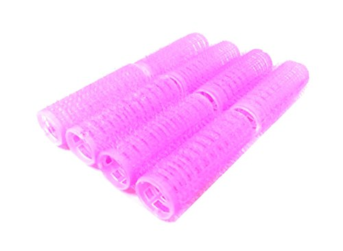 Self Hair Grip Curlers Rollers Pro Salon Hairdressing (Small)