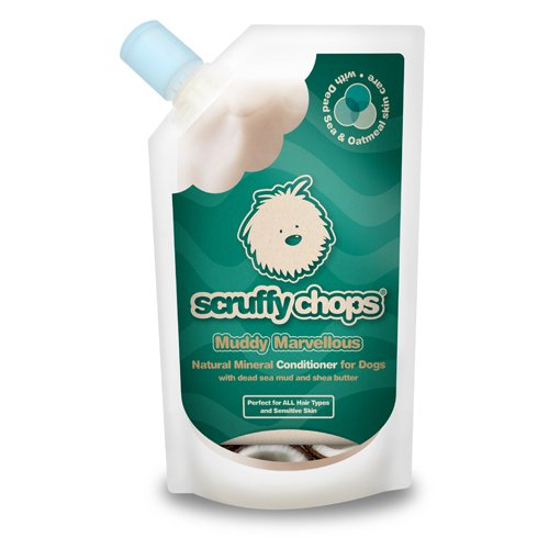 Scruffychops Muddy Marvellous Mineral Conditioner 8.45fl Oz