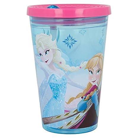 Stor Vaso Robot 450 ML. Frozen Iridescent Aqua: Amazon.es: Juguetes y juegos