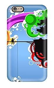 New Vector Art Tpu Case Cover, Anti-scratch AndrewTeresaCorbitt Phone Case For Iphone 6