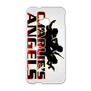 HTC One M7 Phone Cases White Charlie's Angels BCH014828