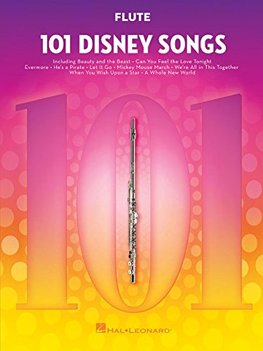 (101 Disney Songs: for Flute)