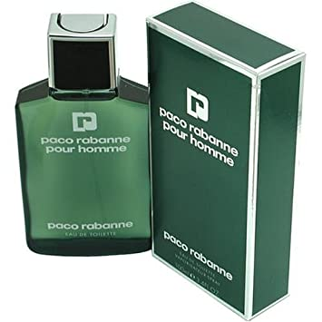 Paco Rabanne By Paco Rabanne For Men. Eau De Toilette Spray 1.7 Ounces
