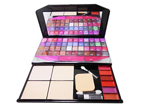 Mars Fashion Colour Make-Up Kit With Free Mars Eye/Lipliner & Adbeni Accessories