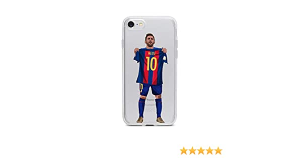 Funda iPhone 5/5S/SE Fútbol - Lionel Messi: Amazon.es: Electrónica