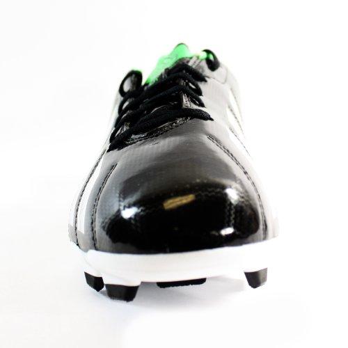 Adidas F5 Trx Fg Soccer Cleat - Blauwgroen / Zwart / Wit (heren)