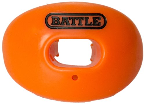 - Battle Oxygen Lip Protector Mouthguard, Orange