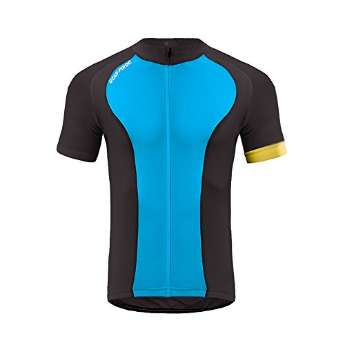(Uglyfrog 2018 New Summer Cyling Jersey Triathlon Wear Brief Professional Classic Retro MTB Bicycle Jersey)