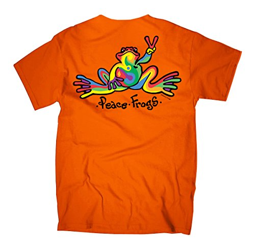 peace-frogs-retro-frog-adult-x-large