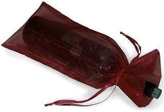 lsv-810x bottiglia di vino sacchetti regalo di organza per presentare matrimoni party