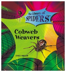 Cobweb Weavers (The Library of Spiders) by Brand: Powerkids Pr (Image #1)