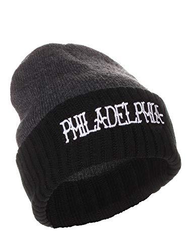 American Cities Philadelphia Pennsylvania Winter Knit Hat Cap Beanie