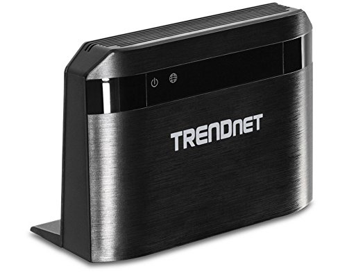 TRENDnet Wireless AC750 Dual Band Router, 733 Mbps Total Wireless, Pre-Encrypted, TEW-810DR (Embedded Network Server Video)