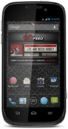 ZTE Awe N800 Black (Virgin Mobile)