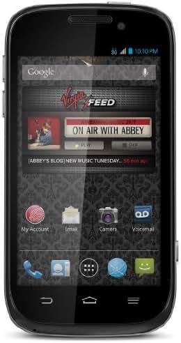 ZTE Awe N800 Black (Virgin Mobile)