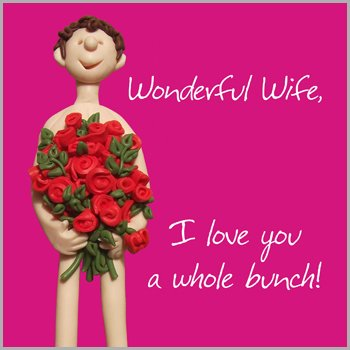 Amazon fax potato greeting card wonderful wife i love you a fax potato greeting card wonderful wife i love you a whole bunch for m4hsunfo