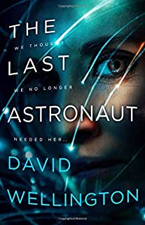 Book Cover: The Last Astronaut