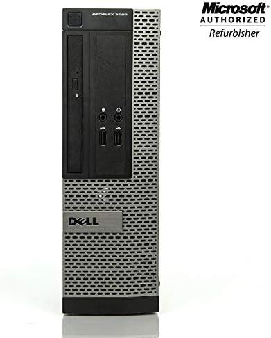 DELL GAMING PC 3020 SFF HIGH PERFORMANCE DESKTOP COMPUTER - CORE I7 3.4 GHZ, NVIDIA GT 1030 2GB DDR5, 8GB RAM, 1TB SSD, HDMI, DVI, VGA, DVD, KEYBOARD, MOUSE, WIFI, WINDOWS 10 PROFESSIONAL(RENEWED)