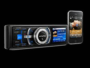 Alpine IDA-X305 receptor multimedia para coche - Radio para coche (87,5 - 108 MHz, 531 - 1602 kHz, 153 - 281 kHz, 24-bit, LCD, Negro)