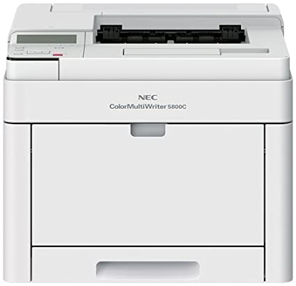 10位.NEC Color MultiWriter 5800C
