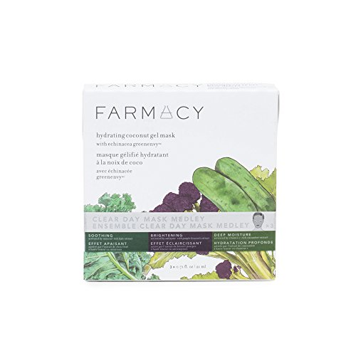 Farmacy Hydrating Coconut Gel Natural Face Mask