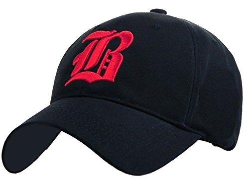 para pink Gorra 4sold B black béisbol de hombre qwfx1U7