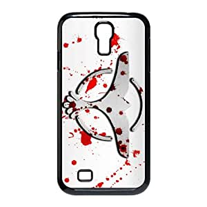 tiesto blood Samsung Galaxy S4 9500 Cell Phone Case Black Customized Gift pxr006_5294674