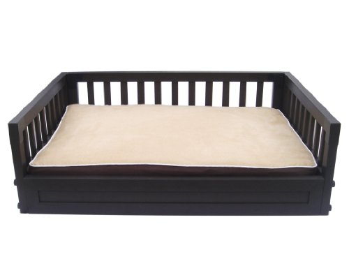 ecoFLEX Dog Bed w/Removeable Cushion