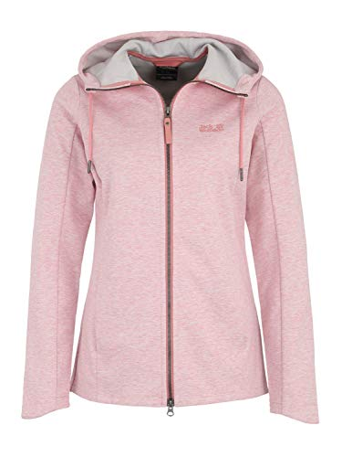 fbb44565f83d29 Jack Wolfskin Damen Riverland Hooded Jacket W Jacke: Amazon.de: Sport &  Freizeit