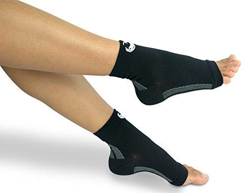 Foot Compression Sleeves Fasciitis Circulation