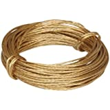 Starpack Brass Picture Wire 3.5M Star Pack 72042