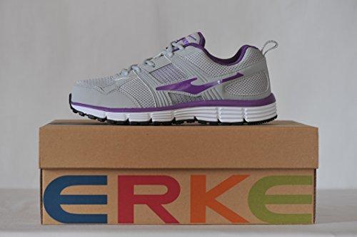 Fitness Grise Et Erke Femme De Violette Chaussures HqwwEZ7Un