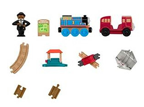 Fisher-Price Thomas & Friends Wood, Racing Figure-8 Set
