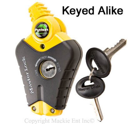 Master Lock Python Adjustable 8401KA